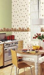 Обои Kitchen Story в интерьере