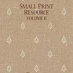 Коллекция Small Print Resource 2