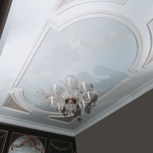 они сами украшение потолка лепниной фото художник помощью