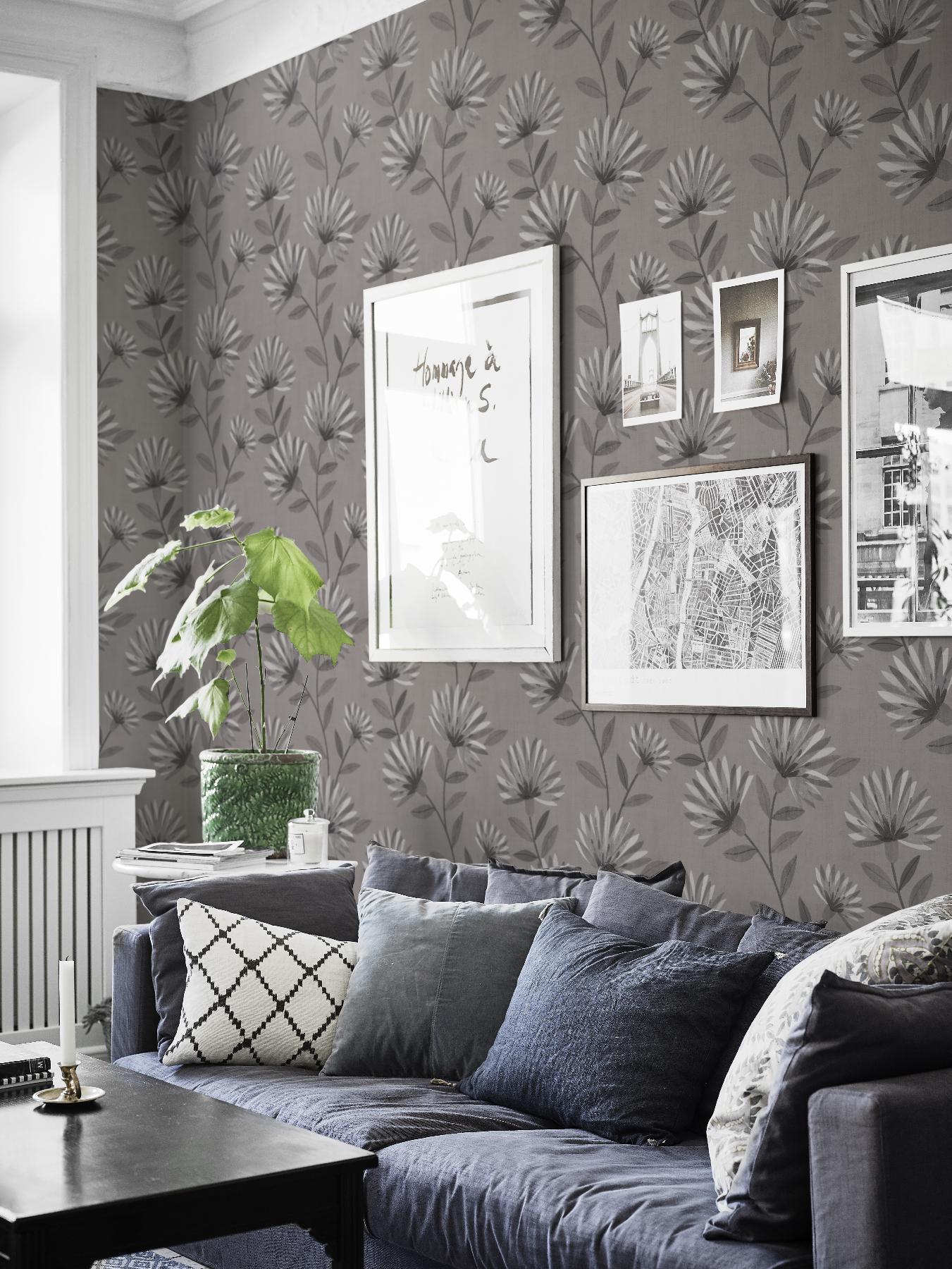 бело серые обои для стен фото ощущает