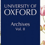 Коллекция University of Oxford Archives 2