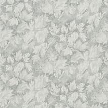 Обои Designers Guild Caprifoglio wallpapers PDG679-03 Fresco Leaf Silver