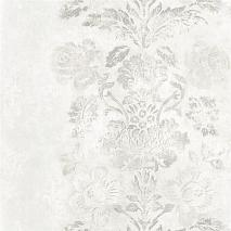 Обои Designers Guild Caprifoglio wallpapers PDG674-06 Damasco Pearl