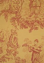 Обои Lewis & Wood Damask and Toiles 89153LW