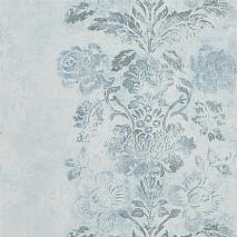 Обои Designers Guild Caprifoglio wallpapers PDG674-01 Damasco Delft