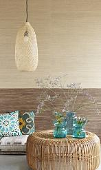 Обои Natural Wallcoverings в интерьере