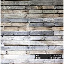 Обои Wallquest Just Concrete & Just Wood KT14036