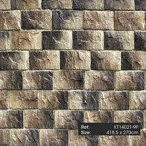 Обои Wallquest Just Concrete & Just Wood KT14021