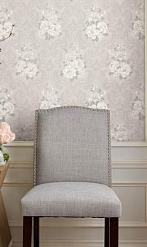 Обои Champagne Damasks в интерьере