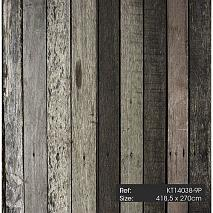 Обои Wallquest Just Concrete & Just Wood KT14038