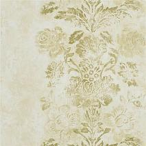 Обои Designers Guild Caprifoglio wallpapers PDG674-07 Damasco Gold