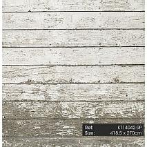 Обои Wallquest Just Concrete & Just Wood KT14042