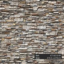 Обои Wallquest Just Concrete & Just Wood KT14015