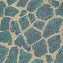 Обои Covers Wallcoverings Jungle Club 44-Turquoise