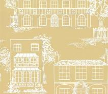 Обои Little Greene 20th Century 0271HAYELLO