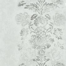 Обои Designers Guild Caprifoglio wallpapers PDG674-02 Damasco Pale Celadon