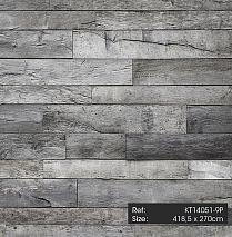 Обои Wallquest Just Concrete & Just Wood KT14051